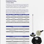 Catalogo Antena Movel MV-OOA